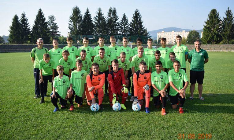 MFK Detva- MŠK Novohrad Lučenec (U19,U17)