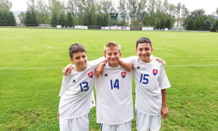 Reprezentácia Klubu MFK Detva