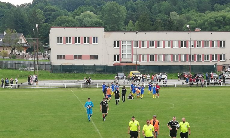 1.kolo Slovnaft Cup FK Selce – MFK Detva 0:2